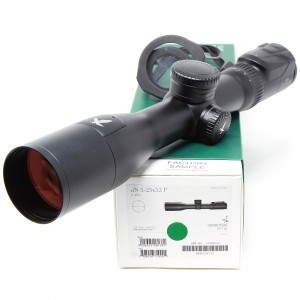 Swarovski 5-25x52 dS 40mm Riflescope DEMO-B