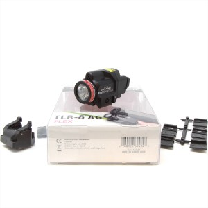 Streamlight TLR-6 Weapon Light w/ Red Laser DEMO-A