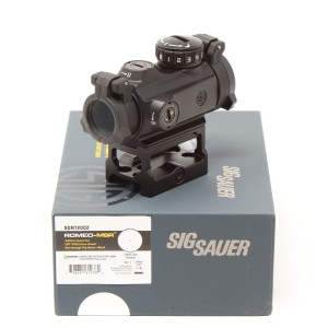 Sig Sauer 1x20 ROMEO-MSR Green Dot Sight DEMO-A