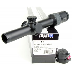 Steiner 1-4x24 Military Tactical 30mm Riflescope DEMO-A