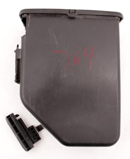 M249 200rd Black Box Magazine Condition B