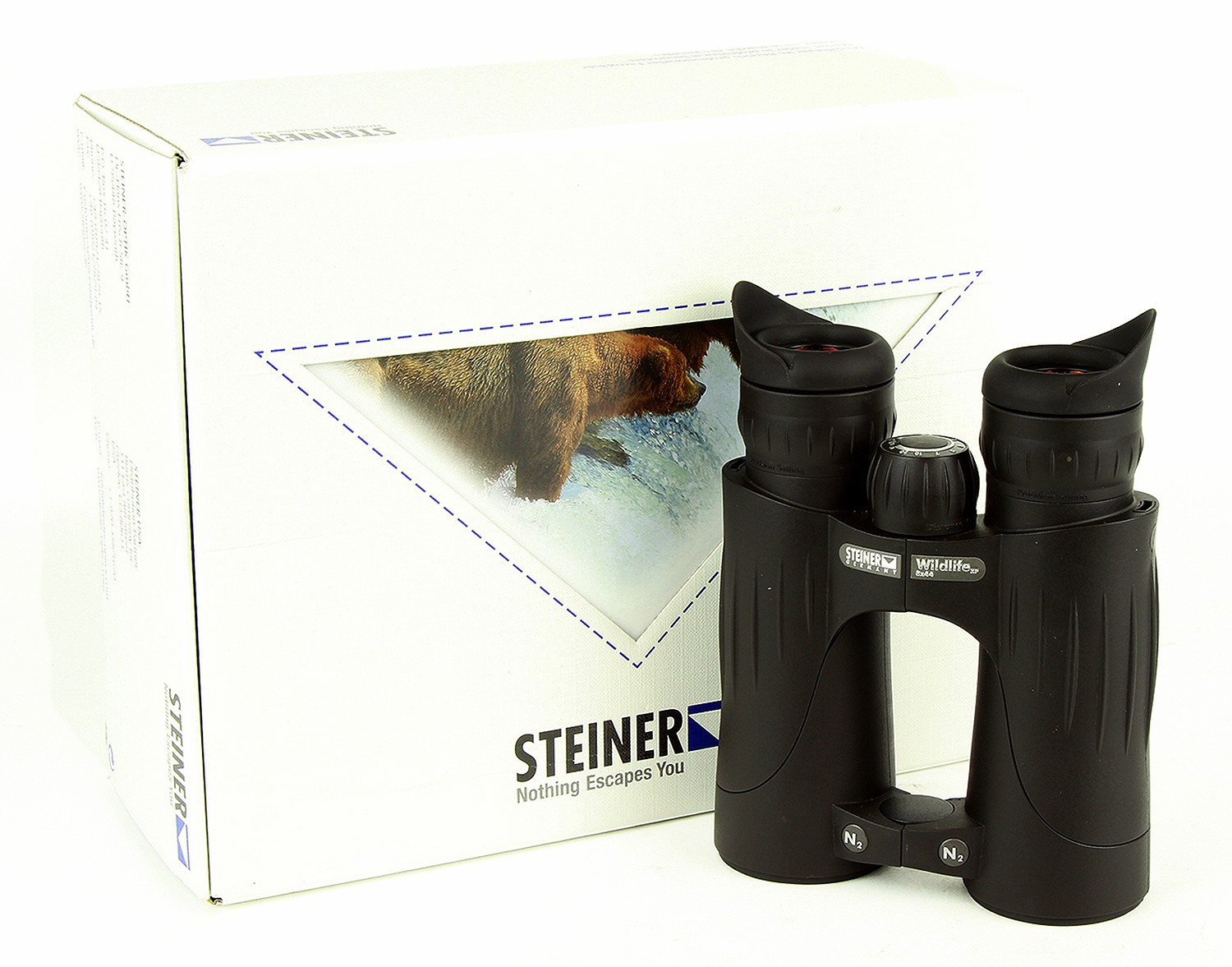 Steiner 8x44 Wildlife XP Binocular DEMO-B