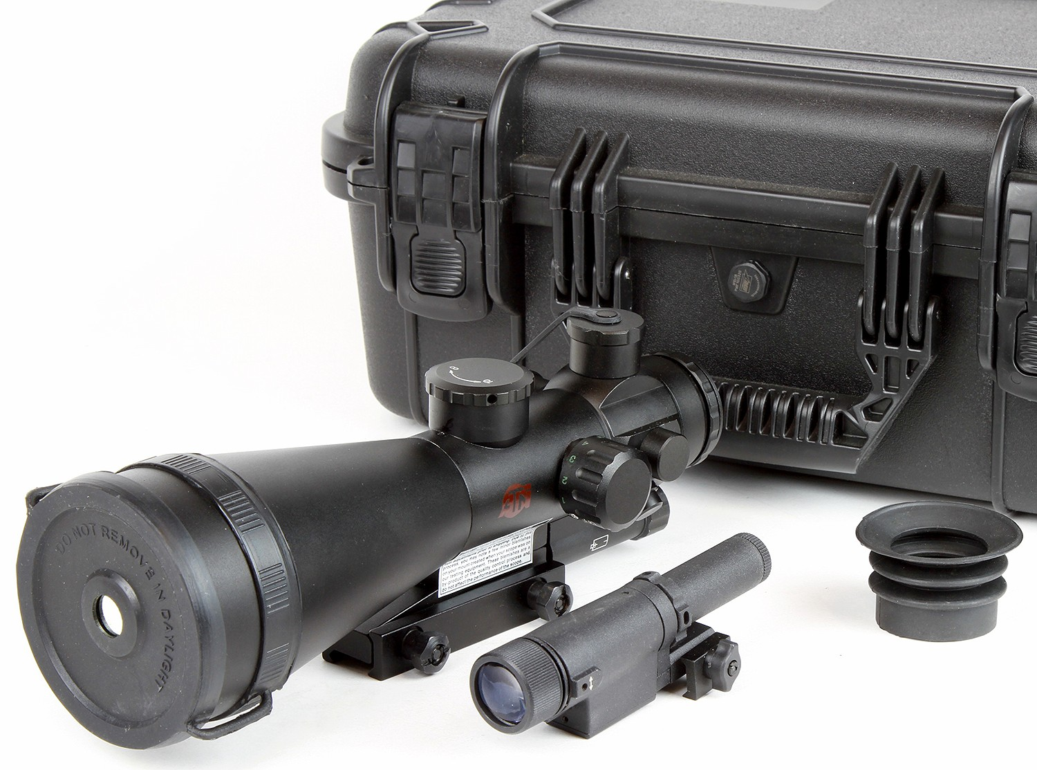 ATN 6x Ares Night Vision Weapon Sight DEMO-B