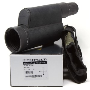 Leupold 12-40x60 Mark 4 Tactical Spotter DEMO-B